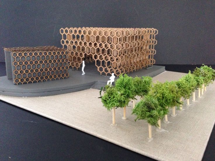 South Bank Craft Beer Festival Pavillion and public toilets: Final Model