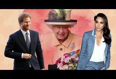Prince Harry's going to introduce Meghan Markle to the Queen