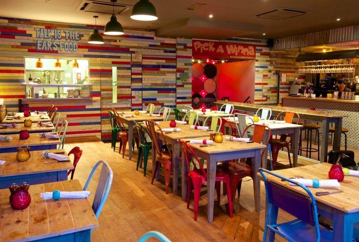 jamaican restaurants london - Rum Kitchen