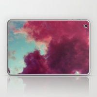 Colour Storm - Pink Laptop & iPad Skin