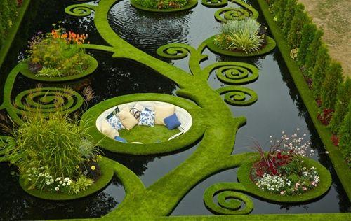 Summer Garden, Whangarei, New Zealand