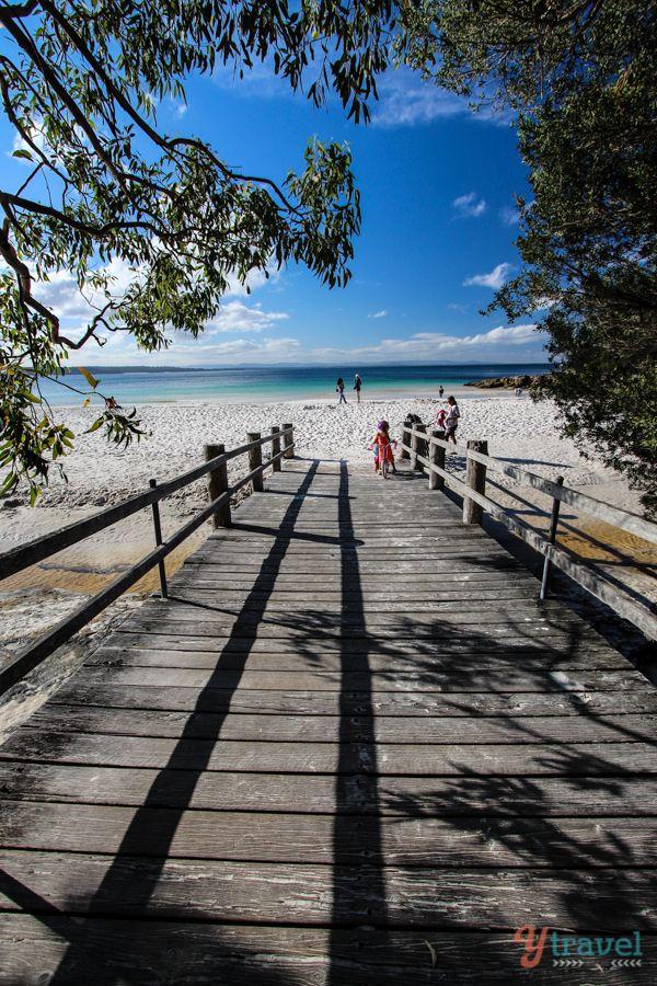 Green Patch Beach, NSW South Coast, Australia