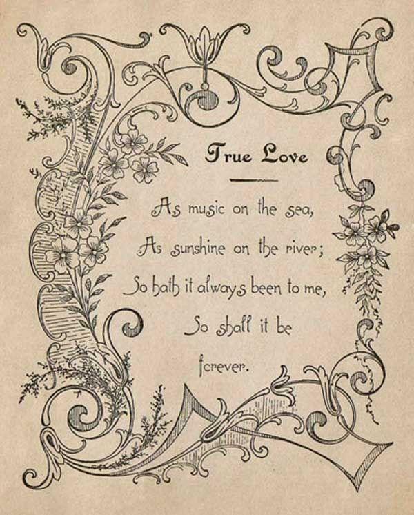 Best 25+ True Love Poems Ideas On Pinterest