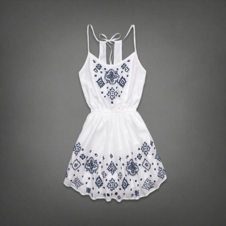 Womens Cami Dress | Womens Dresses | Abercrombie.com