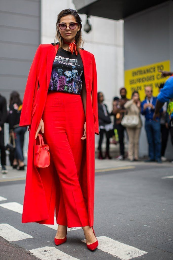 Get All the Outfit Inspiration You Need From the Style Set at London Fashion Week