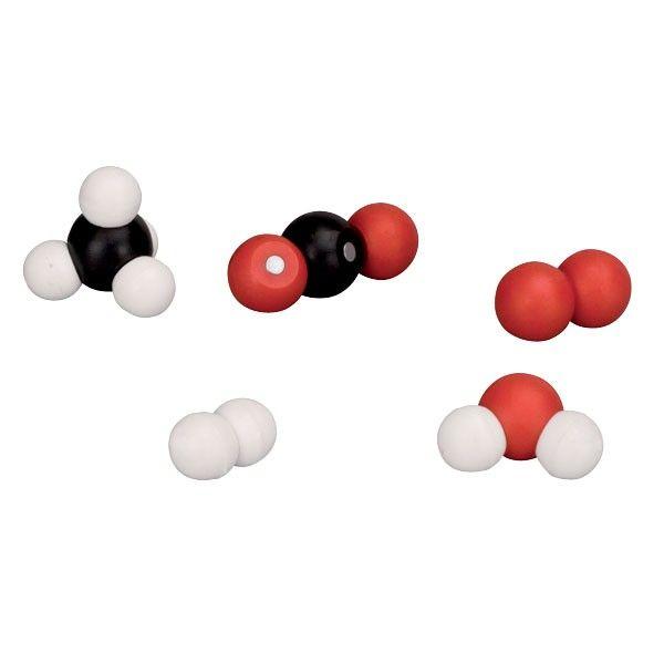 MODÈLE MOLÉCULAIRE COLLÈGE - Modèles élèves - Modèles Moléculaires - Chimie