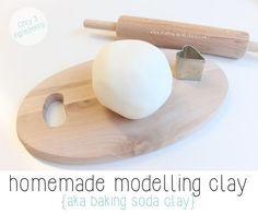 Homemade Modelling Clay | Mama.Papa.Bubba..jpg