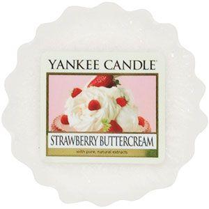 Yankee Candle Wax Melt - Strawberry Buttercream