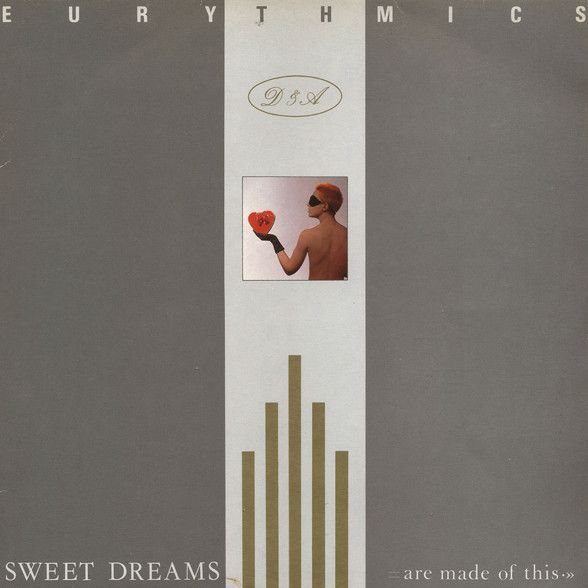 Eurythmics - Sweet Dreams (Are Made Of This) (Vinyl, LP, Album) at Discogs