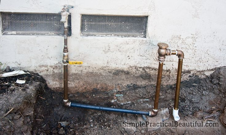 Every sprinkler system must have a back flow prevention device