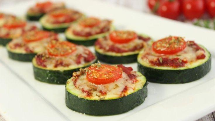 Zucchini-Pizza-Happen, ein tolles Rezept aus der Kategorie Warm. Bewertungen: 1. Durchschnitt: Ø 3,3.