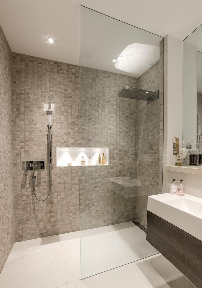 Image Result For Contemporary Shower Room Decorating Ideas Shower Remodel Bathroom Shower Design Modern Bathroom