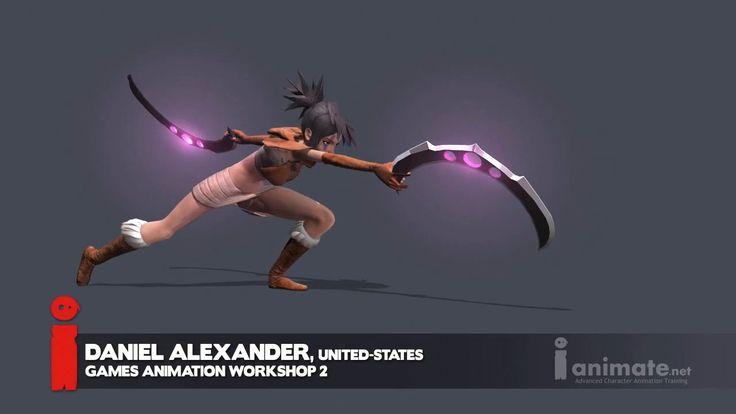 Daniel Alexander - Lisa Combo attack on Vimeo
