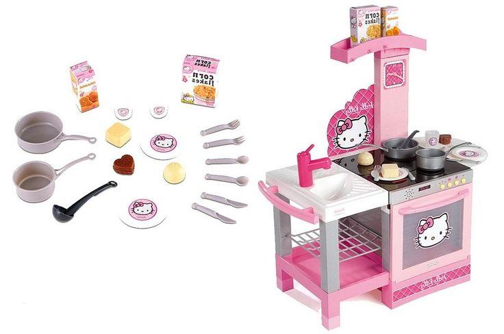 Игровой набор Smoby Hello Kitty Кухня, Smoby
