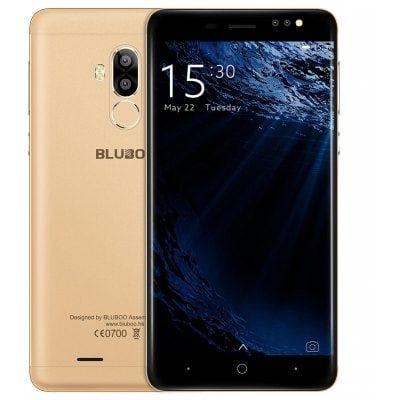 Bluboo D1 16GB ROM 2GB RAM 3G Smartphone – GOLDEN