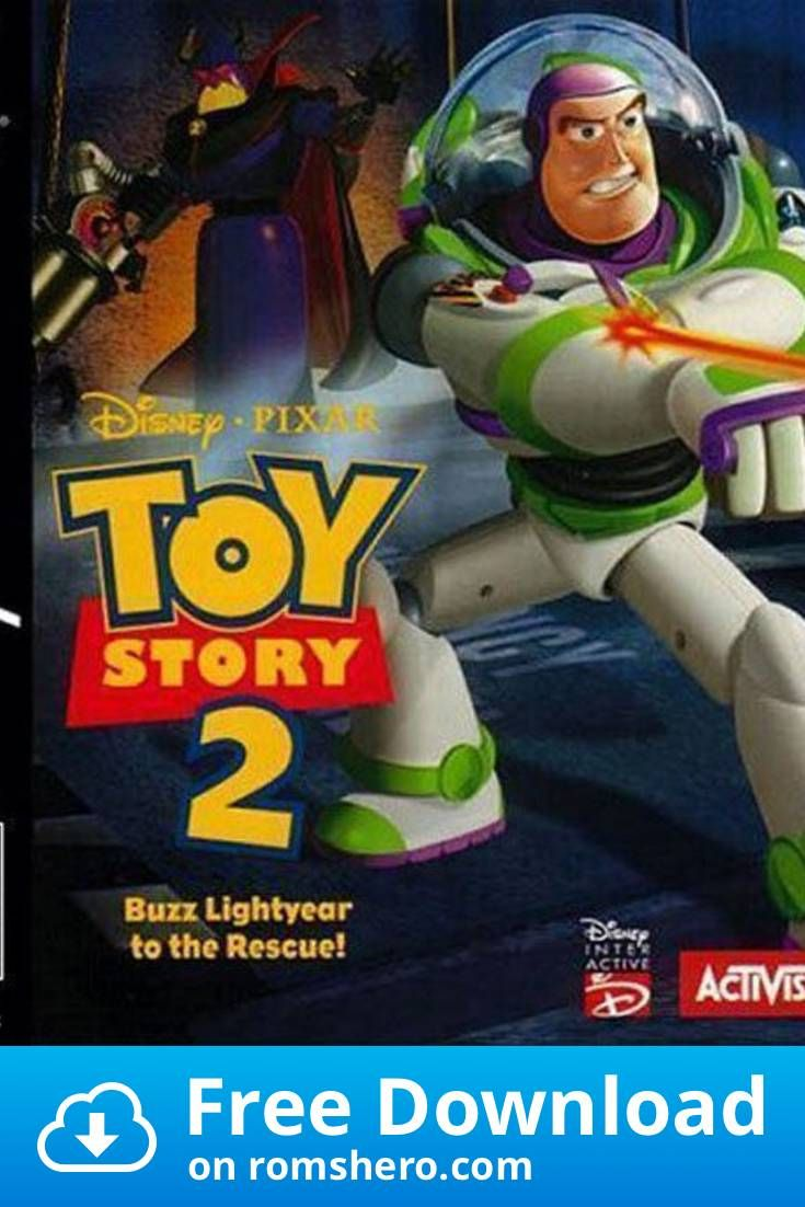 Download Disney S Toy Story 2 Buzz Lightyear To The Rescue Slus