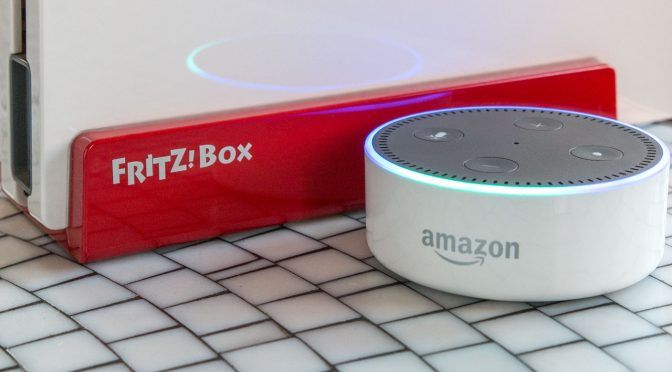 Voice control for the FritzBox – that's how it's done