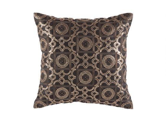 Viola cushion | KAS Australia