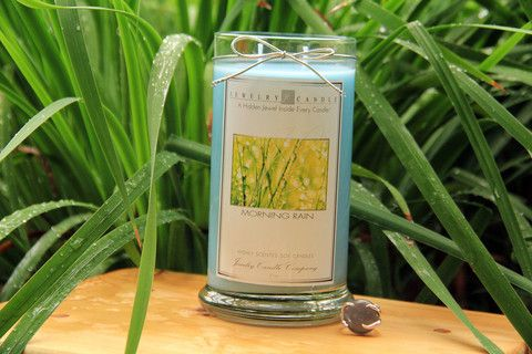 A floral assortment of lily, hyacinth & wisteria that's uplifting and clean. If you love that smell of the morning rain when you are at the beach this is exactly what this smells like! Who doesn't love the wonderful scent of the rain??