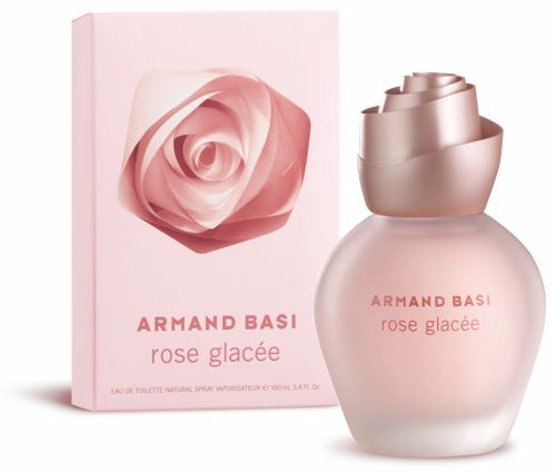 ARMAND BASSI  »  ROSE GLACÉE