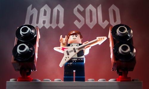 284/300 - Han Solo (de guitarra) | Han (guitar) Solo