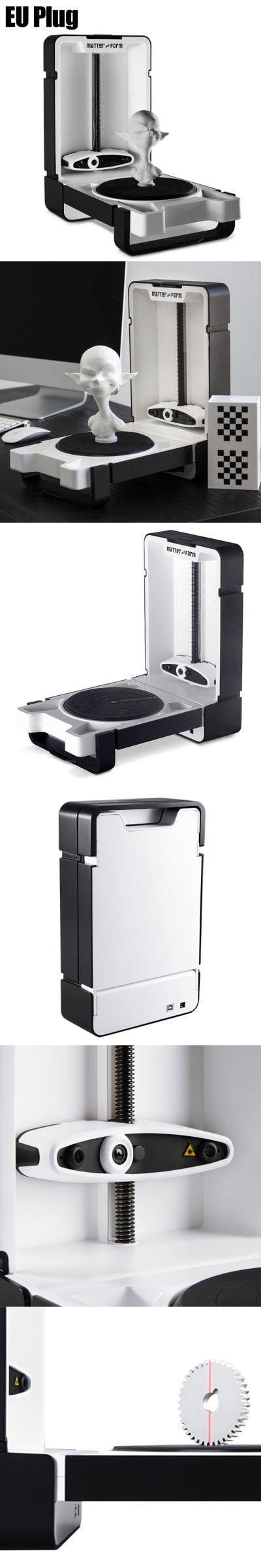 Matter and Form Folding 3D Scanner EU PLUG-$600.13