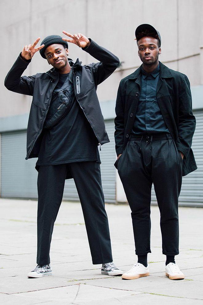 Блог BegetNews: мужская мода, статьи, фото, ссылки, рекомендации. : Уличная мода Лондона – творчество в действии