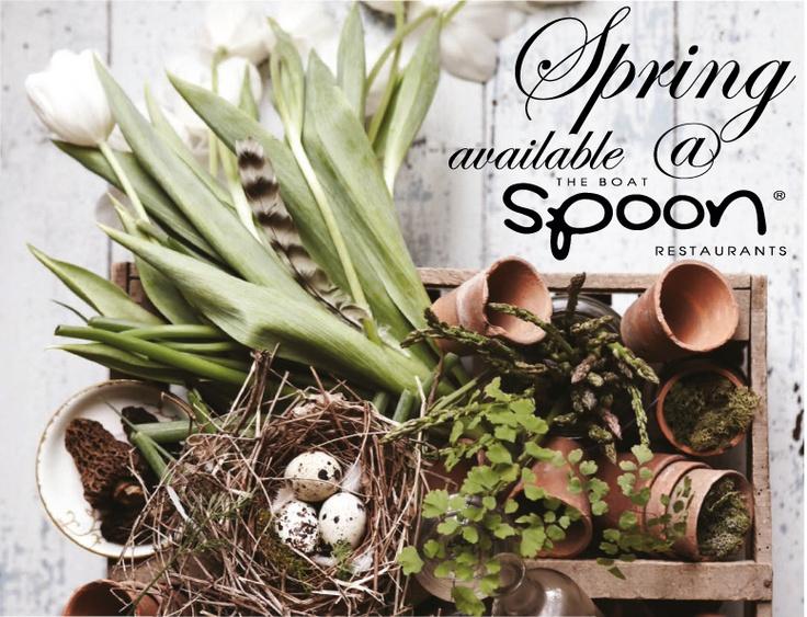 Spring @ Spoon Budapest