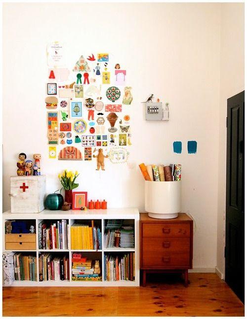 mollyirwin:    jamaicamakes:    msmcporkchop: (via laboomeria)  love the cubbiesWall Collage, Wall Art, Beci Orpin, Crafts Room, Kids Room, Kidsroom, Kid Rooms, Design File, Kids Wall Decor