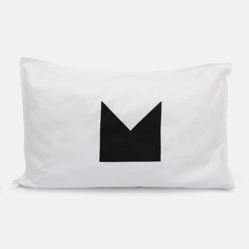 Black Crown Pillowcases   Jennifer + Smith