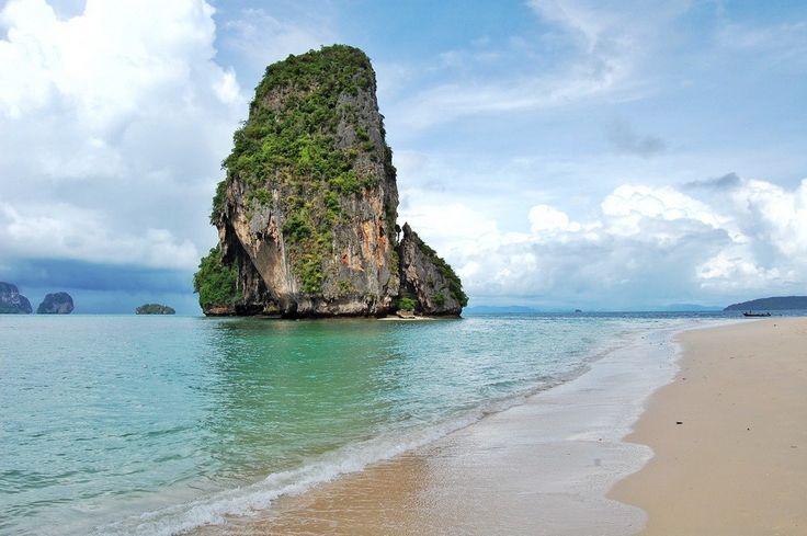 Wie wil dat nou niet? Een eigen privé-eiland in het paradijs? Nou, in de provincie Krabi  in het zuiden van Thailand  behoort dat gewoon tot de mogelijkheden.