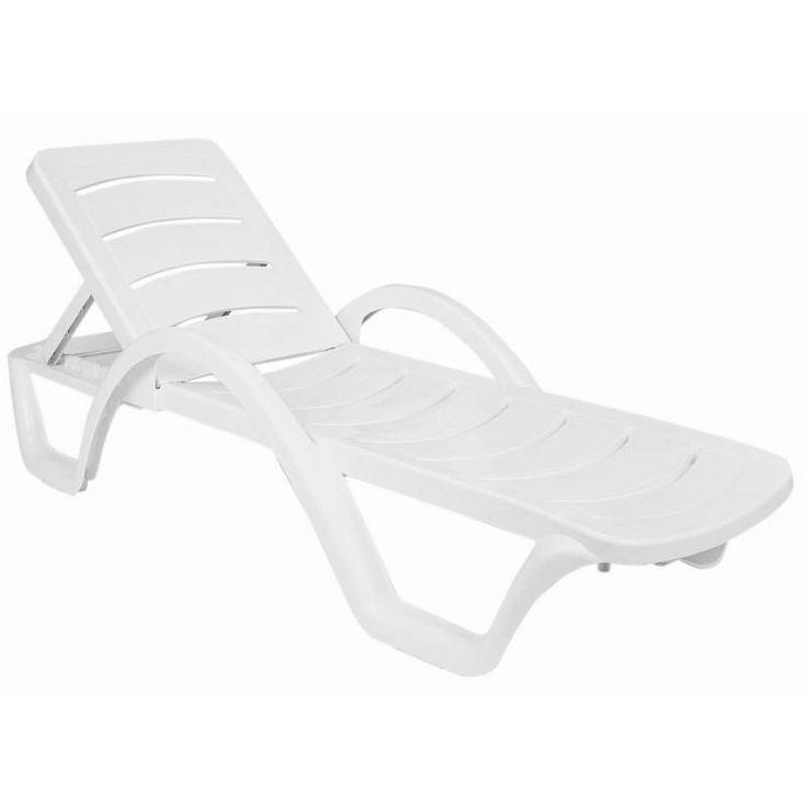 Compamia Sunrise Pool Chaise Lounge