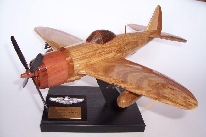 aircraft model Republic P-47 Thunderbolt, 199.00 €