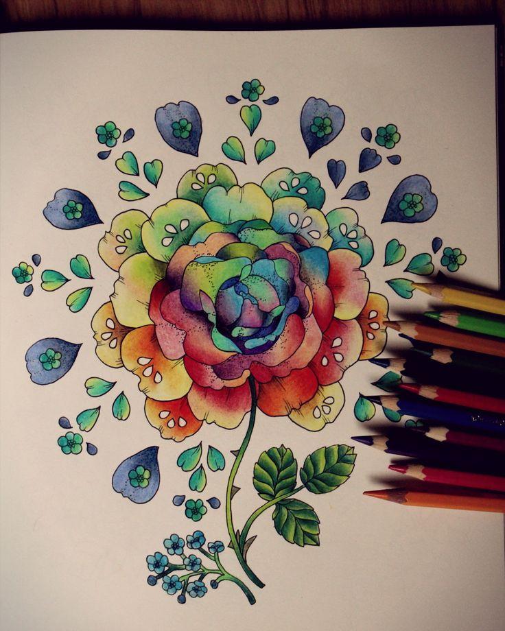 Rainbow Flower Drawing Ecosia