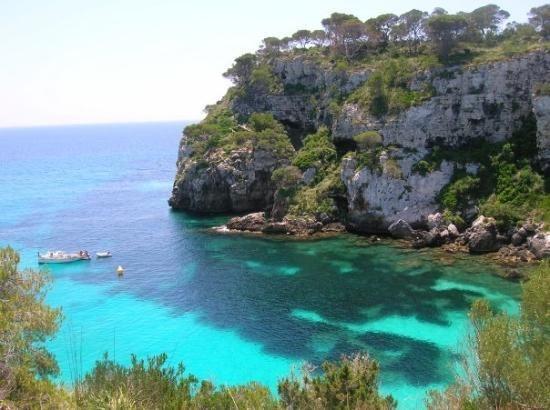 +Cala Macarelleta, Minorca, Spain | Playa de Cavallería. - Picture of Minorca, Balearic Islands