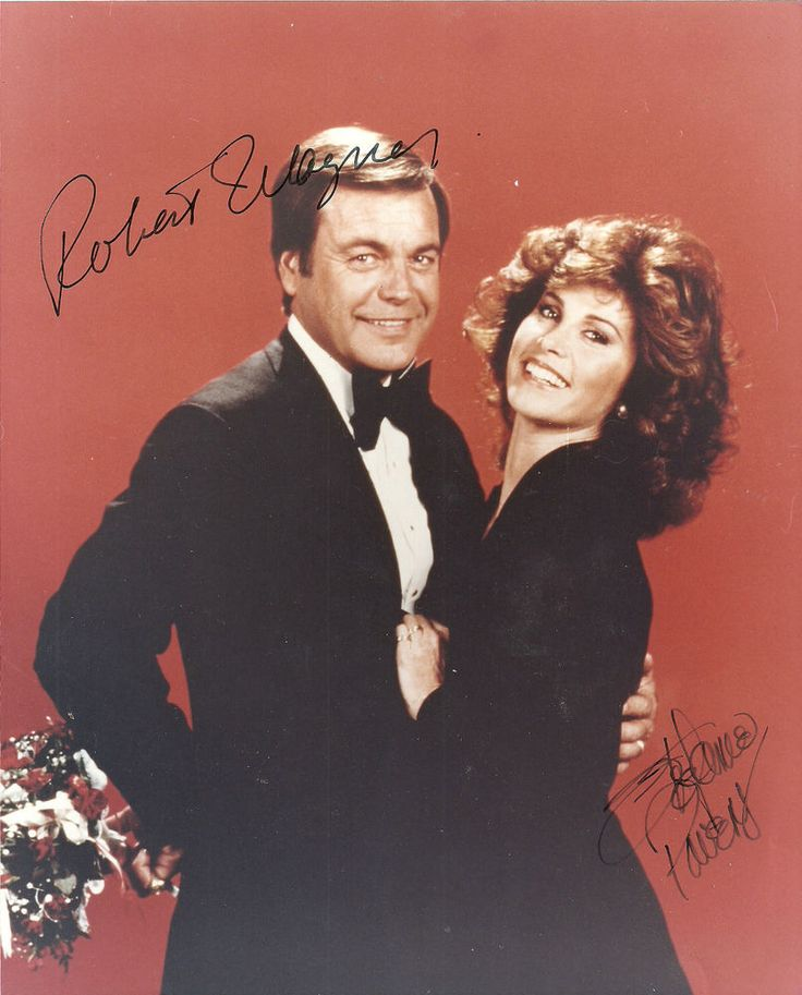 Did Robert Wagner And Stephanie Powers Date