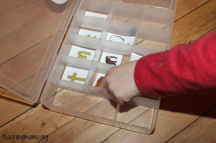 Alphabet Sound Box -- A Fun Way to Learn Letter Sounds - Teaching Mama