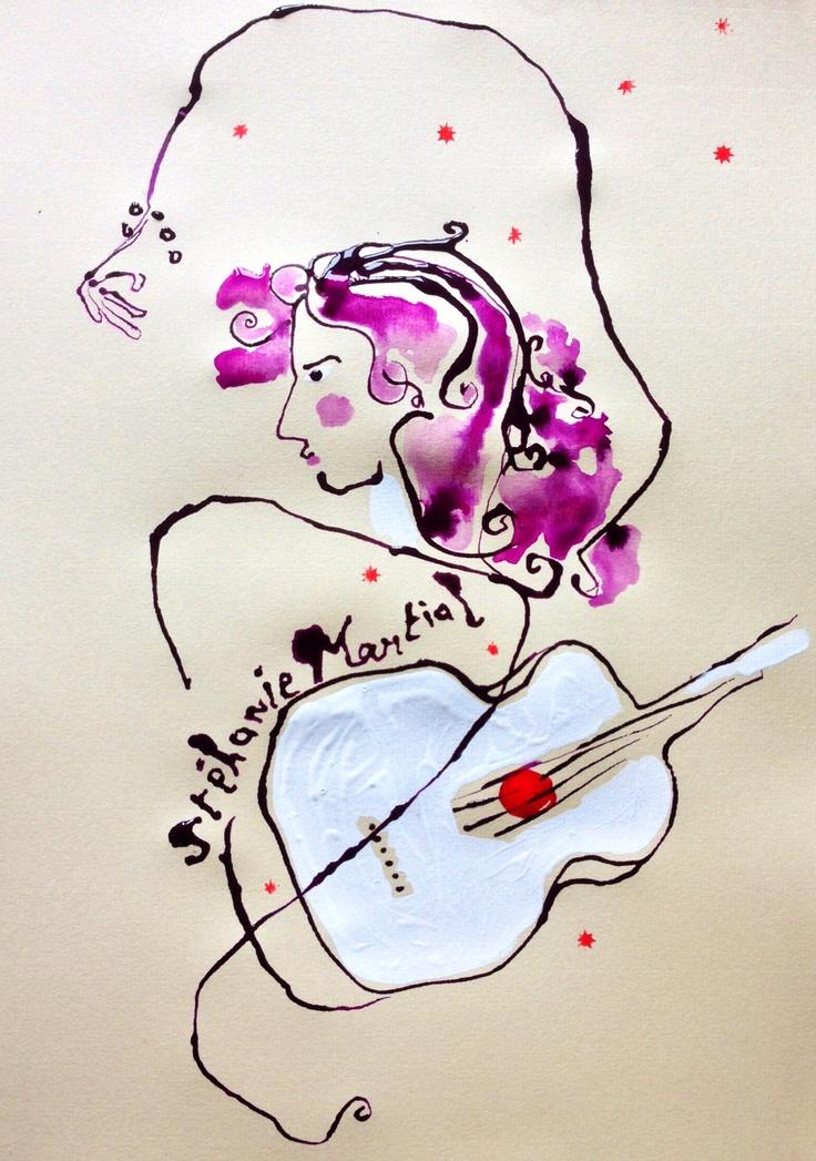 Ollivier Fouchard : Ink Draw 2013