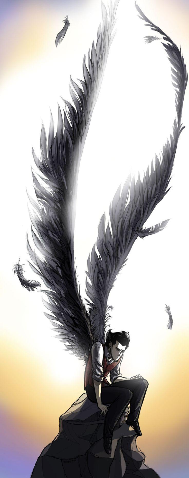 Don't Starve - Blood Eagles Fan Art by Ecfor on DeviantArt