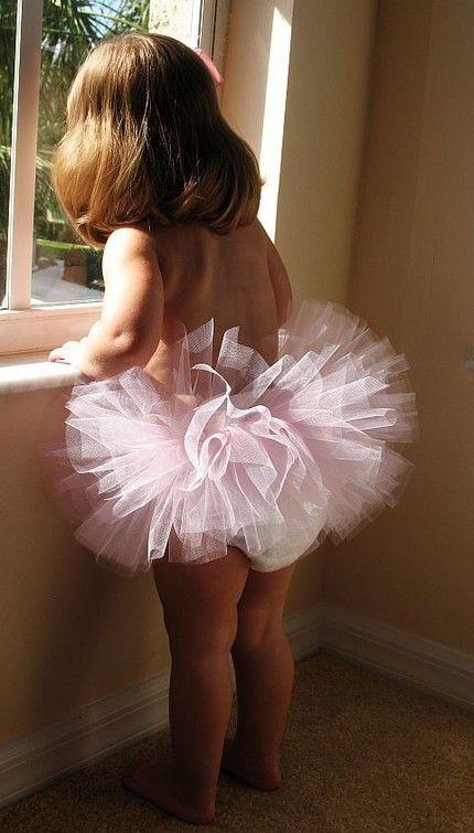 Little girls….