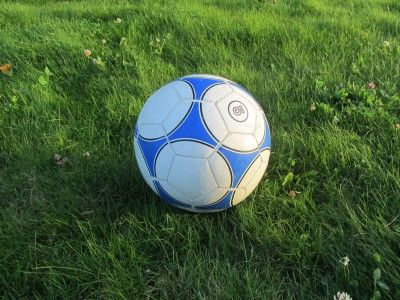 WHAT IS IT ABOUT THOSE FOOTBALLS?