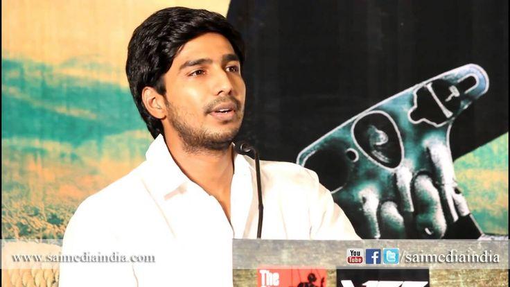 Vishnu Vishal speaks about Jeeva Movie at press meet