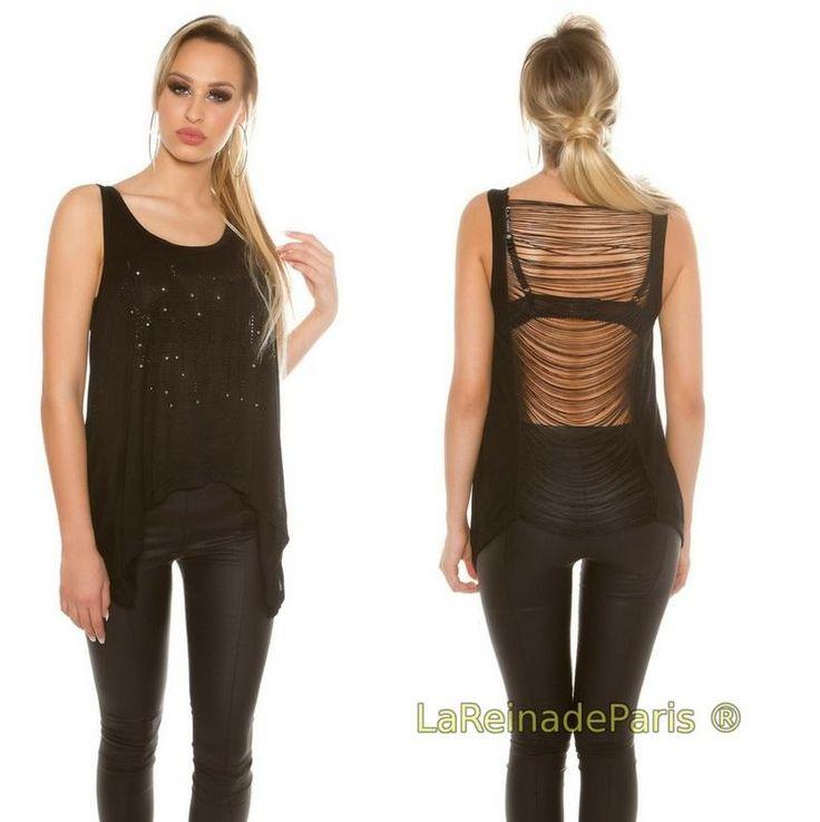 Camiseta Paris con espalda agrietada