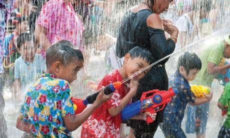Your introduction to Songkran- #Thailand's New Year celebration: http://www.wanderlust.co.uk/magazine/articles/destinations/your-introduction-to-songkran #travel