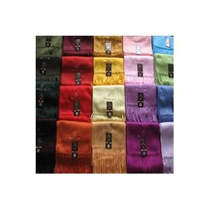 100 Alpaca Camargo scarves any color - $719