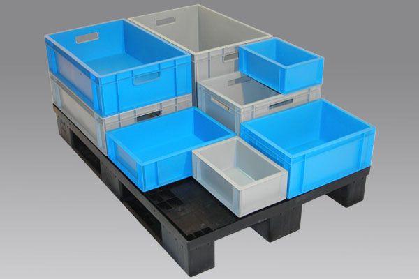 Сотовый полипропиленовый лист, пластиковые поддоны, пластиковые контейнеры, пластиковые ящики