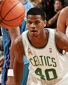 Joe Forte of the Boston Celtics - DeMatha Hoops