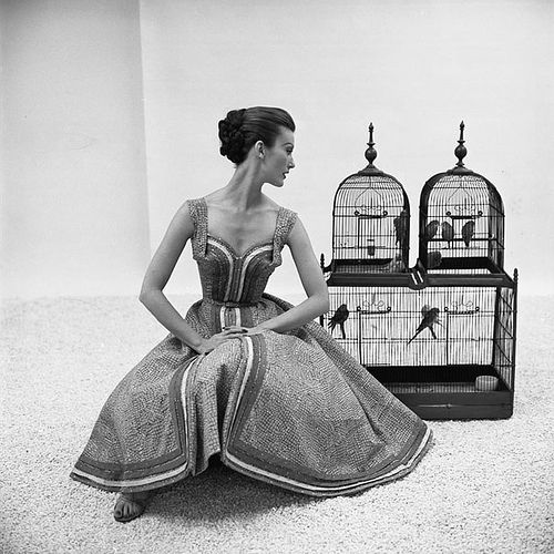 1950s : Fashion in the Atomic Age - the Fashion Spot