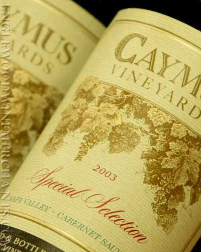 2009 Caymus Vineyards Special Selection Cabernet Sauvignon Napa Valley California - Englewood Wine Merchants