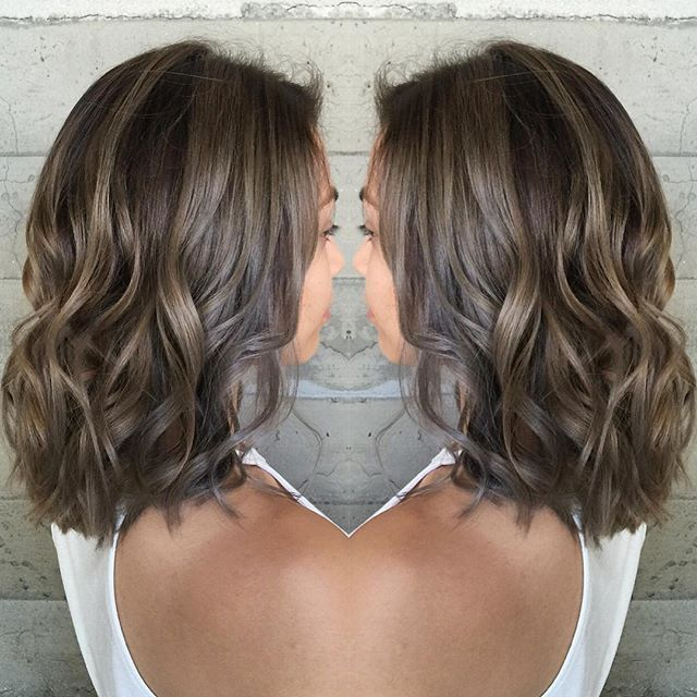 how to get ashy hair color naturally